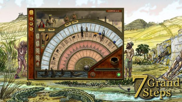 7 Grand Steps: What Ancients Begat Torrent Download