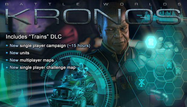 Battle Worlds: Kronos Free Download