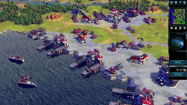 Battle Worlds: Kronos Torrent Download