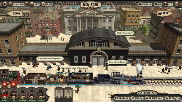 Bounty Train Torrent Download