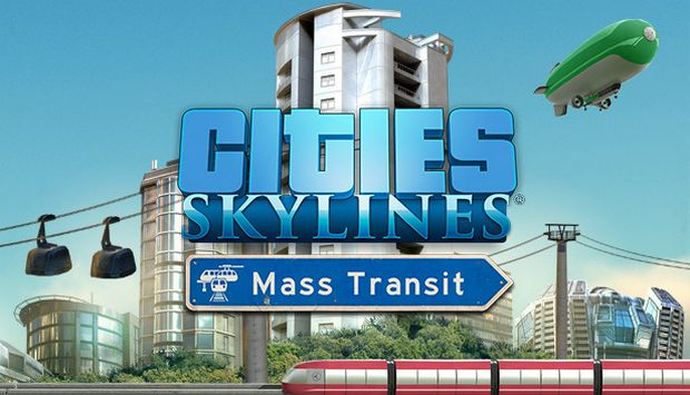 Cities: Skylines - Mass Transit Free Download