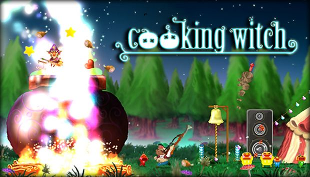 Cooking Witch Free Download