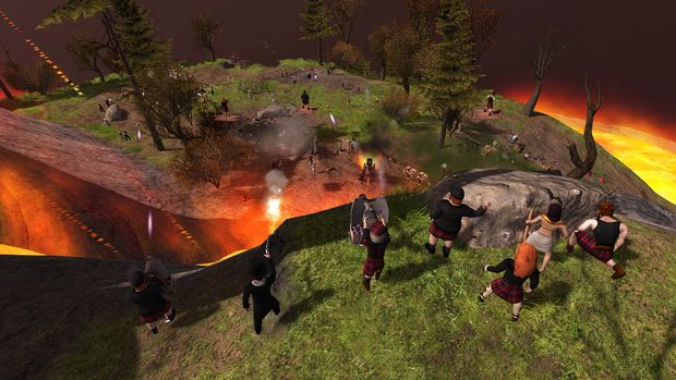 Defend the Highlands: World Tour Torrent Download