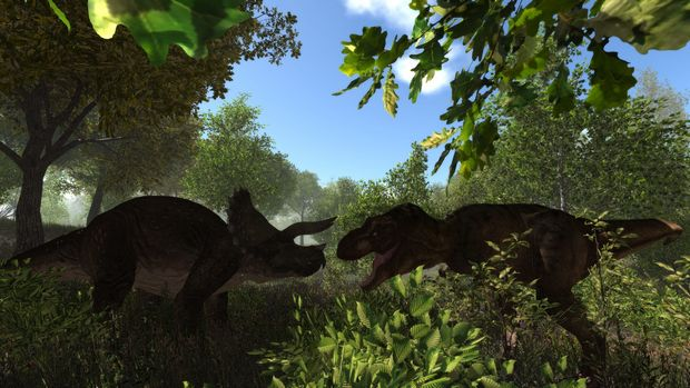 Dinosaur Forest Torrent Download