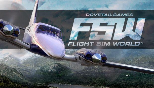 Flight Sim World Free Download