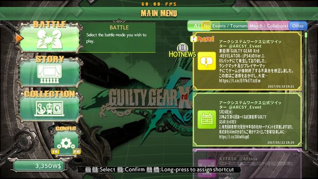 GUILTY GEAR Xrd REV 2 PC Crack