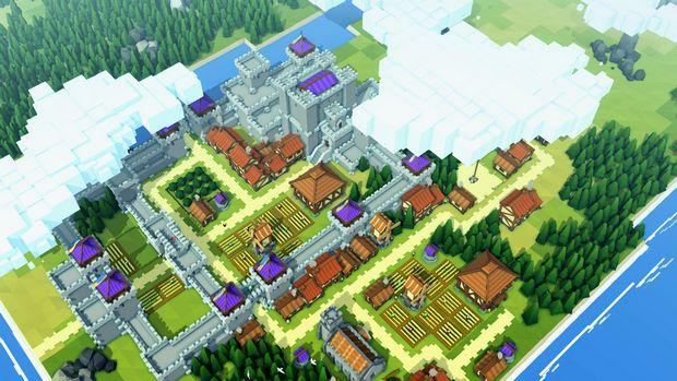 Kingdoms and Castles PC Crack