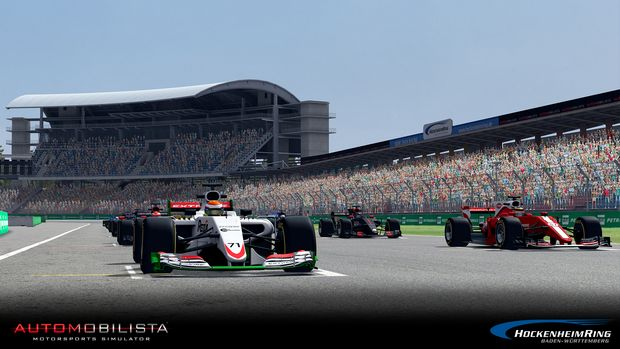 Legendary Tracks Part 3: Hockenheim Torrent Download