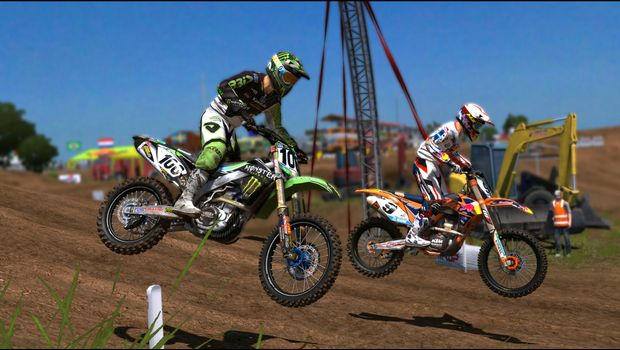 MXGP - The Official Motocross Videogame PC Crack
