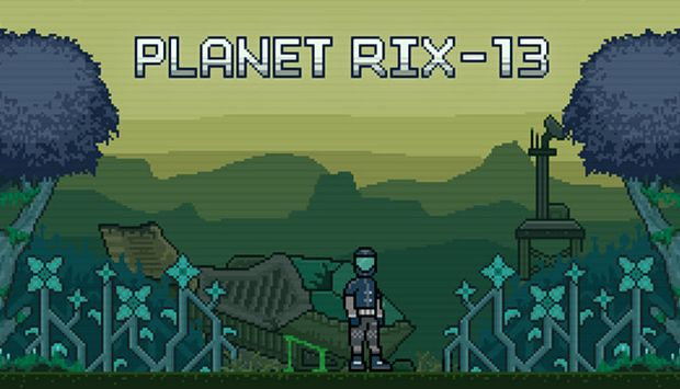Planet RIX-13 Free Download