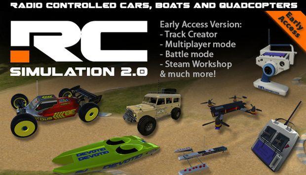 RC Simulation 2.0 Free Download