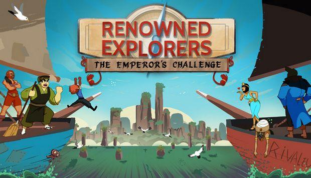 Renowned Explorers: The Emperor's Challenge Free Download