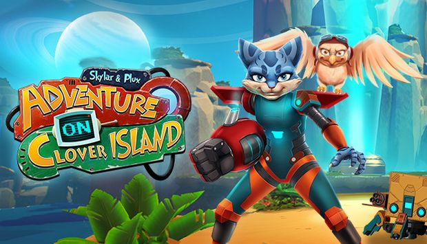 Skylar and Plux: Adventure On Clover Island Free Download