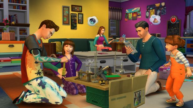 The Sims 4 Update v1 30 105 1010 Free Download « IGGGAMES