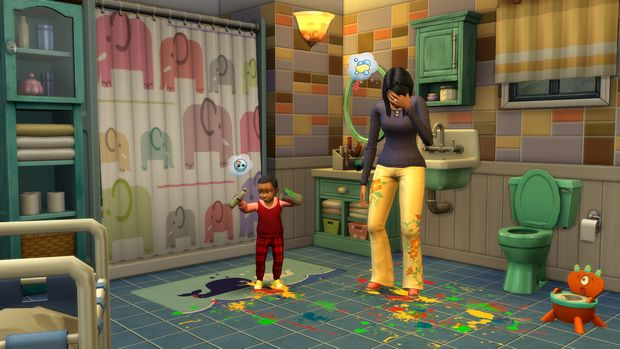 The Sims 4 Parenthood Free Download (v1 13 10 1010 Crack