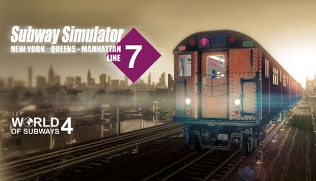 World of Subways 4 New York Line 7 Free Download