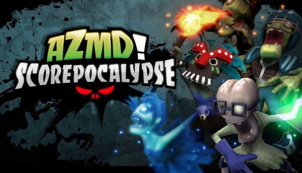 All Zombies Must Die!: Scorepocalypse  Free Download