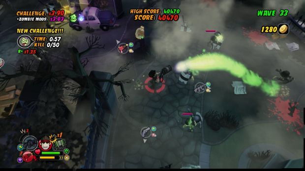 All Zombies Must Die!: Scorepocalypse  PC Crack
