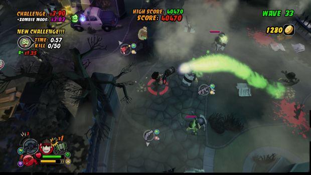 All Zombies Must Die!: Scorepocalypse  PC Crack