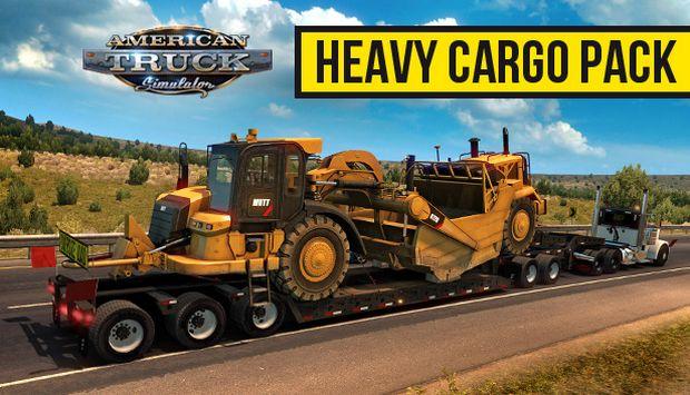 American Truck Simulator - Heavy Cargo Pack Free Download