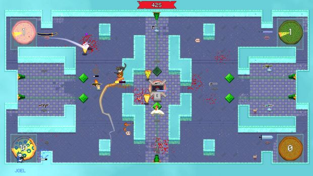 Battlesloths 2025: The Great Pizza Wars Torrent Download