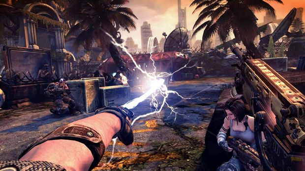 Bulletstorm: Full Clip Edition Torrent Download