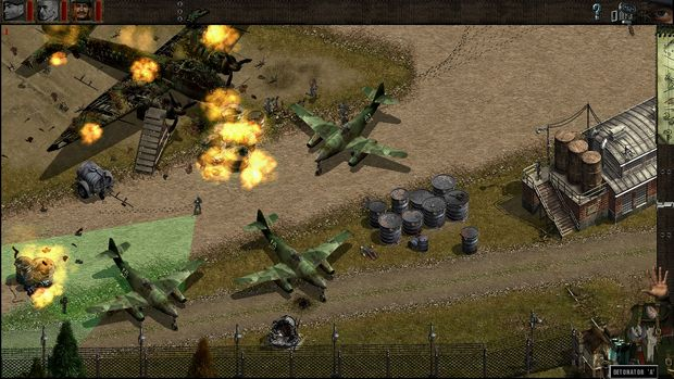 Commandos: Beyond the Call of Duty Torrent Download