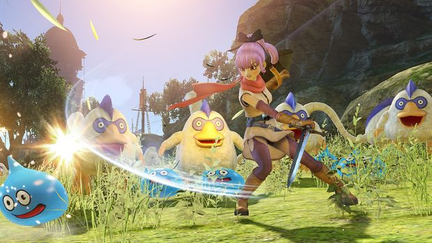 DRAGON QUEST HEROES II Torrent Download