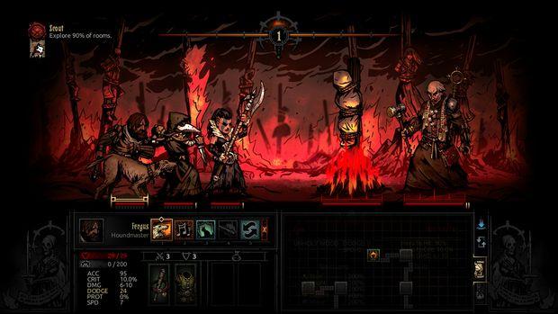 darkest dungeon torrent skidrow