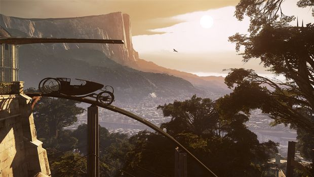 Dishonored 2 PC Crack