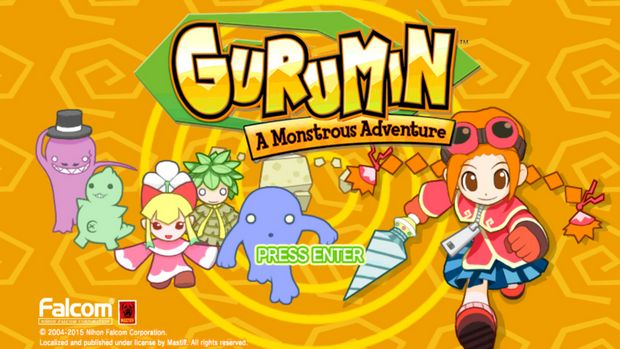 Gurumin: A Monstrous Adventure Torrent Download
