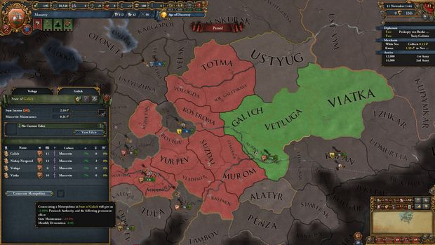Europa Universalis IV Third Rome PC Crack