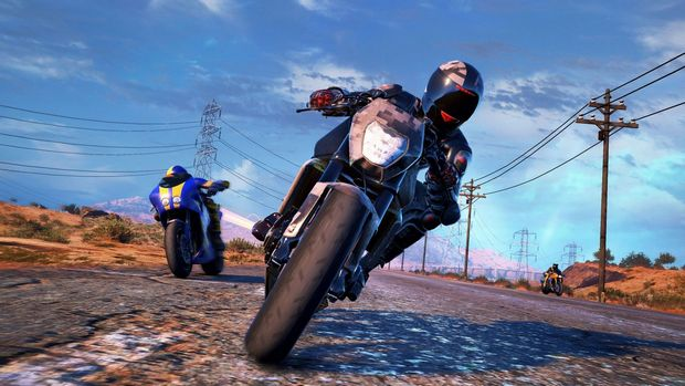 Moto Racer 4 Torrent Download