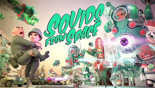 SQUIDS FROM SPACE Free Download