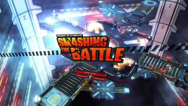 Smashing The Battle VR Torrent Download