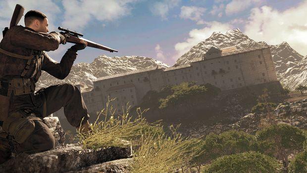 Sniper Elite 4 Deluxe Edition v1.5.0 PC Crack