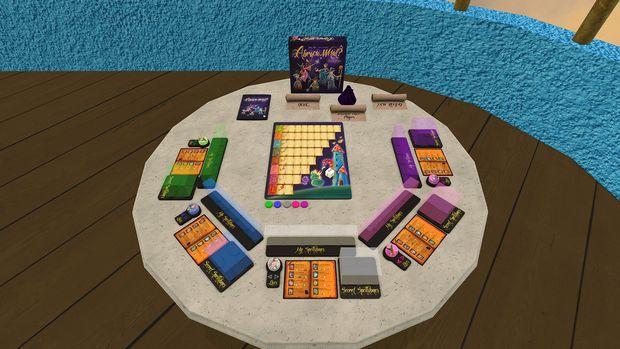 Tabletop Simulator - Abraca...What? Torrent Download