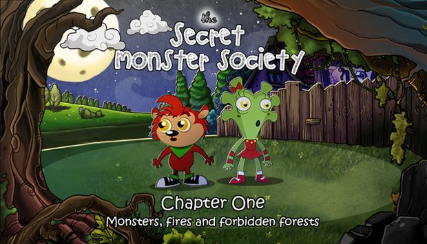 The Secret Monster Society Free Download