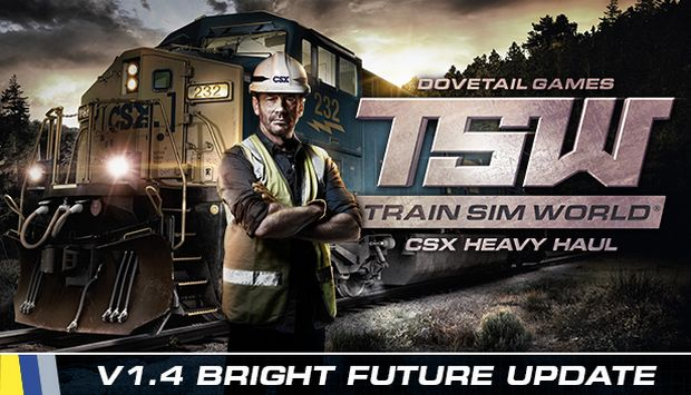 Train Sim World: CSX Heavy Haul Free Download