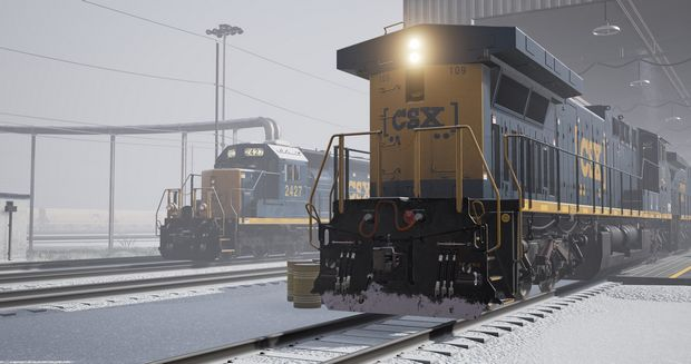 Train Sim World: CSX Heavy Haul Torrent Download