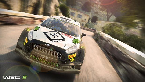 WRC 6 FIA World Rally Championship Torrent Download