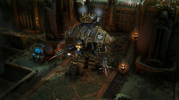 Warhammer 40,000: Dawn of War III Torrent Download