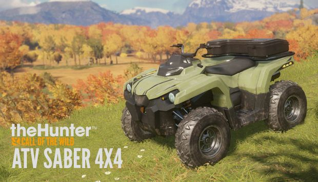theHunter: Call of the Wild - ATV SABER 4X4 Free Download