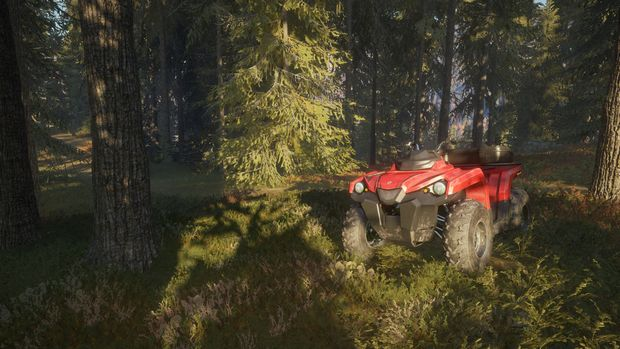 theHunter: Call of the Wild - ATV SABER 4X4 PC Crack
