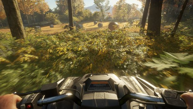theHunter: Call of the Wild - ATV SABER 4X4 Torrent Download