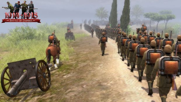 Battle of Empires: 1914-1918 - Ottoman Empire Torrent Download