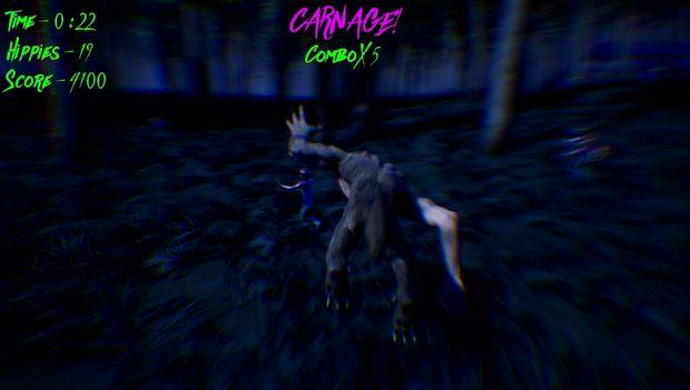 Beast Mode: Night of the Werewolf Torrent Download