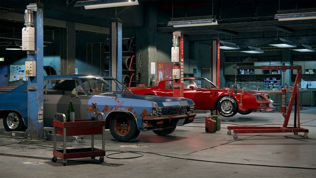 Car Mechanic Simulator 2018 Torrent Download