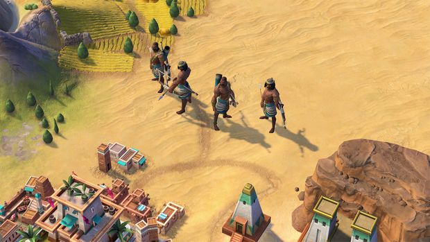 Sid Meier's Civilization VI Nubia Civilization & Scenario Pack Torrent Download