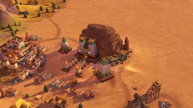 Sid Meier's Civilization VI Nubia Civilization & Scenario Pack PC Crack